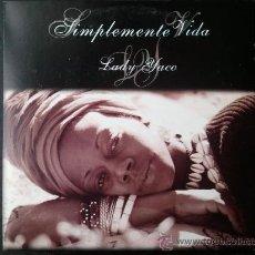 CDs de Música: LADY YACO - SIMPLEMENTE VIDA - CD SINGLE - PROMO - QUATTRO - 2005. Lote 24416897