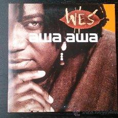 CDs de Música: WES - AWA AWA - MIZOBIYA - CD SINGLE - 2 TRACKS - SONY - 1996. Lote 24416972