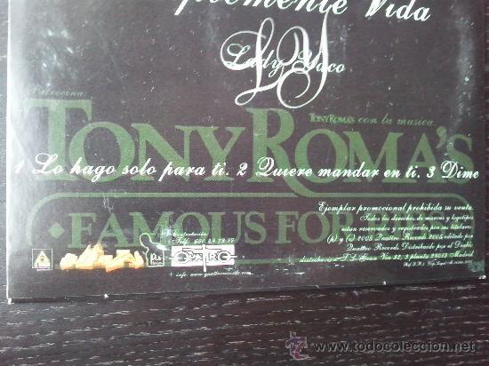 CDs de Música: LADY YACO - SIMPLEMENTE VIDA - CD SINGLE - PROMO - QUATTRO - 2005 - Foto 3 - 24416897