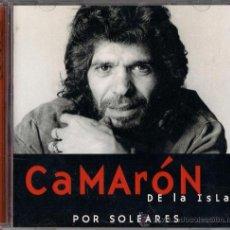 CDs de Música: CAMARÓN - POR SOLEARES. Lote 26003707