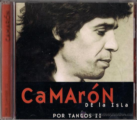CAMARÓN - POR TANGOS II (Música - CD's Flamenco, Canción española y Cuplé)