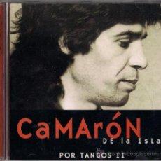 CDs de Música: CAMARÓN - POR TANGOS II. Lote 27265213