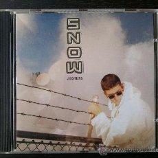 CDs de Música: SNOW - JUSTUSS - CD ALBUM - WARNER - 1996. Lote 24822623