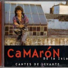 CDs de Música: CAMARÓN - POR CANTES DE LEVANTE. Lote 26003709