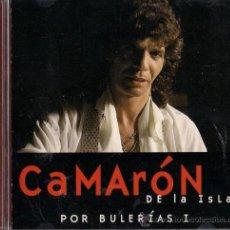 CDs de Música: CAMARÓN - POR BULERÍAS I. Lote 27327354