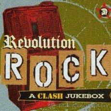 CDs de Música: REVOLUTION ROCK * CD * A CLASH JUKEBOX * MUY BUSCADO * TEMAS DE THE CLASH * PRECINTADO. Lote 104747623