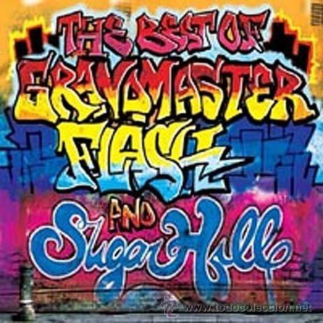 THE BEST OF GRANDMASTER FLASH & SUGARHILL GANG * 2 CD DELUXE * LTD MIXES * PRECINTADO!! (Música - CD's Hip hop)