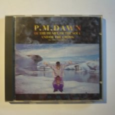 CDs de Música: PM DAWN OF THE HEART,OF THE SOUL AND OF THE CROSS CD. Lote 27420501