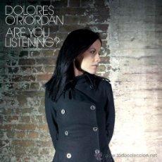CDs de Música: DOLORES O'RIORDAN (CRANBERRIES ) * CD * ARE YOU LISTENING? * PRECINTADO!!. Lote 164609996