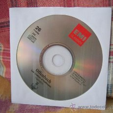 CDs de Música: OPERA OFFENBACH LES CONTES D´HOFFMANN (HIGHLIGHTS) NEIL SHICOFF, ANN MURRAY, LUCIANA SERRA. Lote 26937090