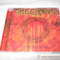 CDs de Música: CD THE CROWN - THE BURNING - PRECINTADO. Lote 24743982