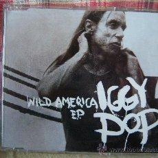 CDs de Música: IGGY POP WILD AMERICA E.P.. Lote 24848333