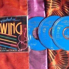 CDs de Música: LARRY ELGART-HOOKED ON SWING-1995-. Lote 24990530