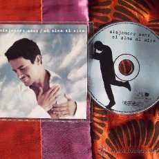 CDs de Música: ALEJANDRO SANZ-EL ALMA AL AIRE-2000-. Lote 24998792