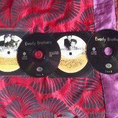 CDs de Música: EVERLY BROTHERS-2 DISCOS-. Lote 24998907