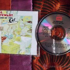 CDs de Música: AL STEWART-YEAR OF THE CAT-1976-MADE IN ITALY-. Lote 24999013