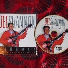 CDs de Música: DEL SHANNON-RUNAWAY-THE ORIGINAL HITS-1996-. Lote 24999066