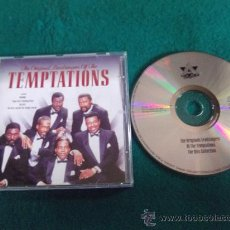 CDs de Música: TEMPTATIONS-THE ORIGINAL LEADSINGER OF THE HITS COLLECTION-MY GIRL-PAPA WAS A ROLLING STONE-1996-. Lote 25000889