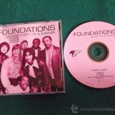 CDs de Música: FOUNDATIONS-EVERY 1`S A WINNER-1997-. Lote 25000948