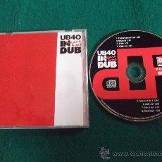 CDs de Música: UB 40-PRESENT ARMS IN DUB-SMOKE IT-B LINE-KING ROW-ETC-1981-. Lote 25001040