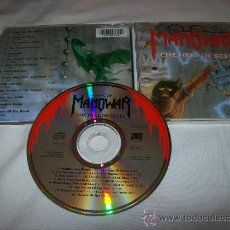 CDs de Música: CD MANOWAR - BEST OF - THE HELL OF STEEL - HEAVY METAL. Lote 24871278