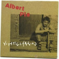 CD de Música: ALBERT PLA. VEINTEGENARIOS (PROMO CD SINGLE 1997 ). Lote 192820446