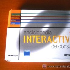 CDs de Música: ENCICLOPEDIA INTERACTIVA DE CONSULTA 2 - 13 CDS.. Lote 26322598