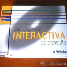CDs de Música: ENCICLOPEDIA INTERACTIVA DE CONSULTA 1 - 12 CDS. Lote 26322599