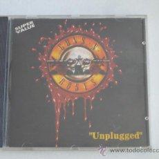 CDs de Música: GUNS ROSES UNPLUGGED CD. Lote 26683514