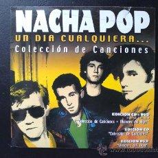 CDs de Música: NACHA POP - UN DÍA CUALQUIERA - CD PROMOCIONAL 4 TEMAS. Lote 26550806