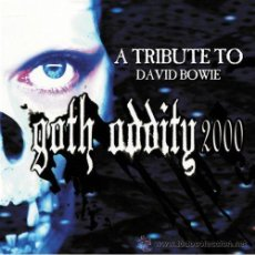 CDs de Música: TRIBUTE TO DAVID BOWIE * CD * GOTH ODDITY * BRUTAL!!! * PRECINTADO!!!. Lote 33638398