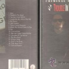 CD di Musica: CRIMINAL NATION TROUBLE IN THE HOOD CD-GRUPEXT-113. Lote 25286866