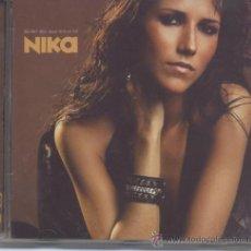 CDs de Música: NIKA,QUIEN DIJO QUE ERA EL FIN DEL 2003. Lote 195506787