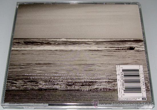 CDs de Música: LUZ CASAL - UN MAR DE CONFIANZA - CD - 13 TRACKS - COMO NUEVO - Foto 2 - 25392781