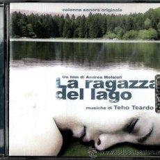 CDs de Música: LA RAGAZZA DEL LAGO / TEHO TEARDO CD BSO. Lote 25485808