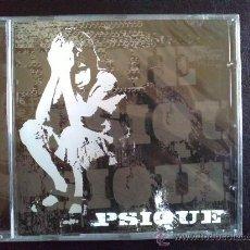CDs de Música: PSIQUE - DUNAS DE SANGRE - CD NUEVO, AÚN PRECINTADO. Lote 27269829