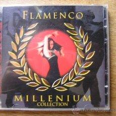 CDs de Música: FLAMENCO MILLENIUM 2 CDS. PEPE PINTO MAIRENA PAVON MANOLITA JEREZ MANOLO CARACOL NIÑA PEINES VALLEJO. Lote 27268428