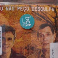 CDs de Música: CAETANO VELOSO E JORGE MAUTNER. EU ÑAO PEÇO DESCULPA. PRACTICAMENTE NO USADO.. Lote 27164177