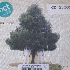 CDs de Música: TOSAC. DEHLI9. PRACTICAMENTE NO USADO.. Lote 27345498