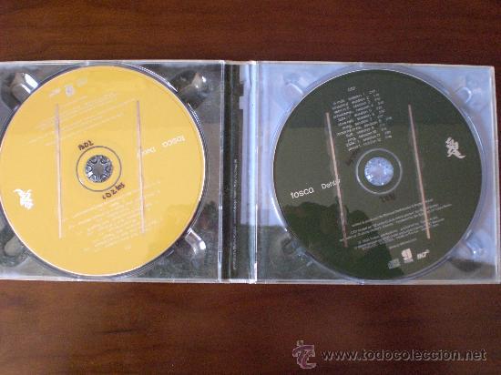 CDs de Música: TOSAC. DEHLI9. PRACTICAMENTE NO USADO. - Foto 2 - 27345498
