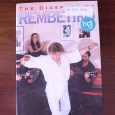 CDs de Música: THE DIASPORA OF REMBETIKO. PRACTICAMENTE NO USADO.. Lote 27411262