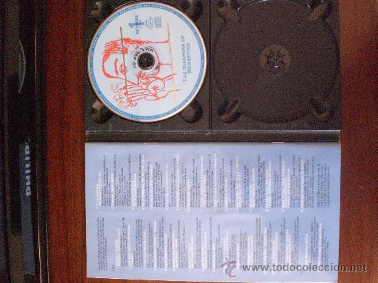 CDs de Música: THE DIASPORA OF REMBETIKO. PRACTICAMENTE NO USADO. - Foto 2 - 27411262