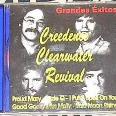 CDs de Música: CREDENCE CLEARWATER REVIVAL - GRANDES EXITOS - AAD - 1194. Lote 26914216