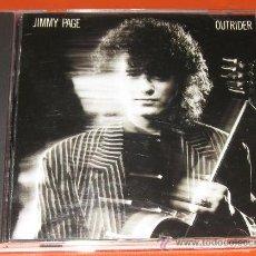 CDs de Música: JIMMY PAGE - OUTRIDER - 9 TRACKS - 1988 GEFFEN - LED ZEPPELIN - COMO NUEVO. Lote 27005026