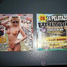 CDs de Música: 2 CDS HEAVY ROCK . Lote 27133223