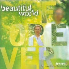 CDs de Música: BEAUTIFUL WORDL-FOREVERWEA1996. Lote 27214180