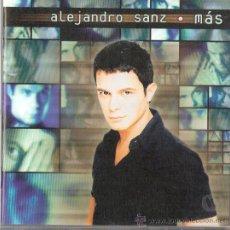 CDs de Música: MÁS- ALEJANDRO SANZ - WEA1997. Lote 25805515