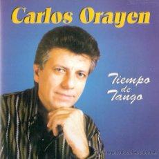 CDs de Música: TIEMPOS DE TANGO- CARLOS ORAYENTANGO1989. Lote 25975685