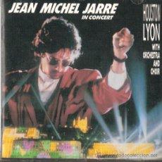 CDs de Música: HOUSTON LYON- JEAN MICHEL JARREPOLYDOR1987. Lote 26281097