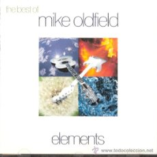 CDs de Música: ELEMENTS	MIKE OLDFIEL	VIRGIN	1993. Lote 26316802